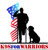 Virtual Strides Virtual Run K9s for Warriors