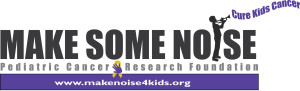 Make Some Noise Pediatric Cancer Research Foundation Virtual Run